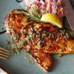Five Minute Grilled Chicken Cutlets With Rosemary, Garlic, And Lemon Recipe – Food Recipes Grill