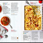 Five spring recipes in BBC Good Food Magazine