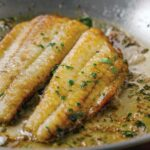Flounder With Lemon Butter Sauce – Recipe Fish With Lemon Butter Sauce