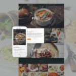 Food House Best Recipes Website #webdesign #recipes #cooking ..