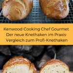 Französisches Landbrot – Recipes Kenwood Cooking Chef