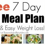 FREE One Week Keto Meal Plan for Beginners - An easy weight loss plan!