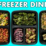 Freezer Meals! Healthy Meal Prep – Freezer Dinners! – Mind Over Munch – Healthy Recipes You Can Freeze