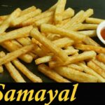 French Fries Recipe In Tamil | Potato Fries Recipe In Tamil | Crispy French  Fries Recipe – Potato Recipes In Tamil