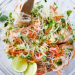 Fresh And Easy Vietnamese Noodle Salad – Recipes Rice Stick Noodles