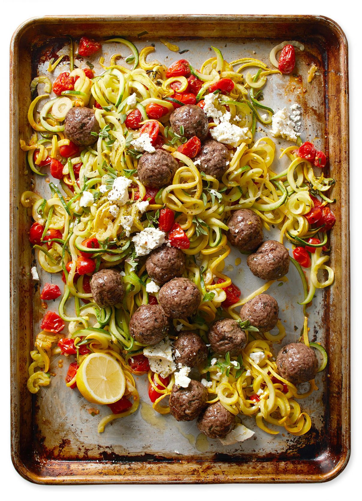 Fresh Dinner Recipes That Won't Weigh You Down | Better Homes ...