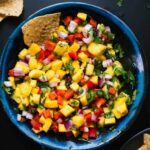 Fresh Mango Salsa Recipe – Cookie And Kate – Recipe Fish With Mango Salsa