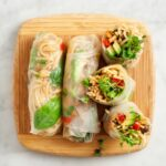 Fresh Spring Rolls – Recipes Rice Wraps