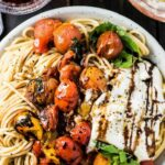 Fresh Summer Spaghetti – Summer Recipes Pasta