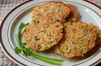 Fried Rice Cakes Recipe | The Sweetest Journey