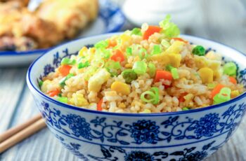 Fried Rice Recipe From Leftovers