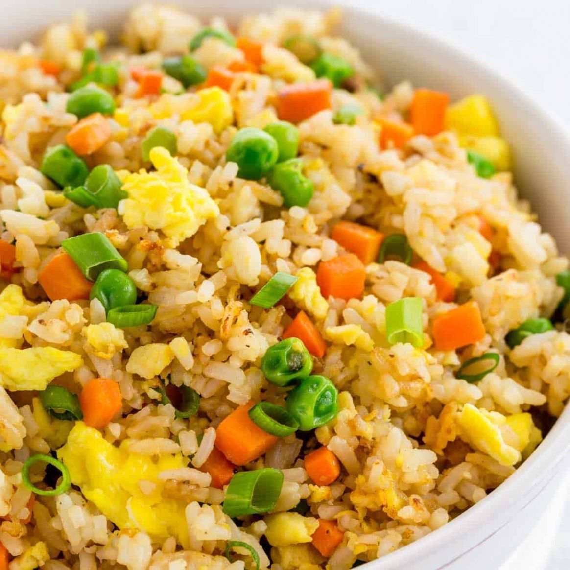 Fried Rice - Simple Recipes Of Rice
