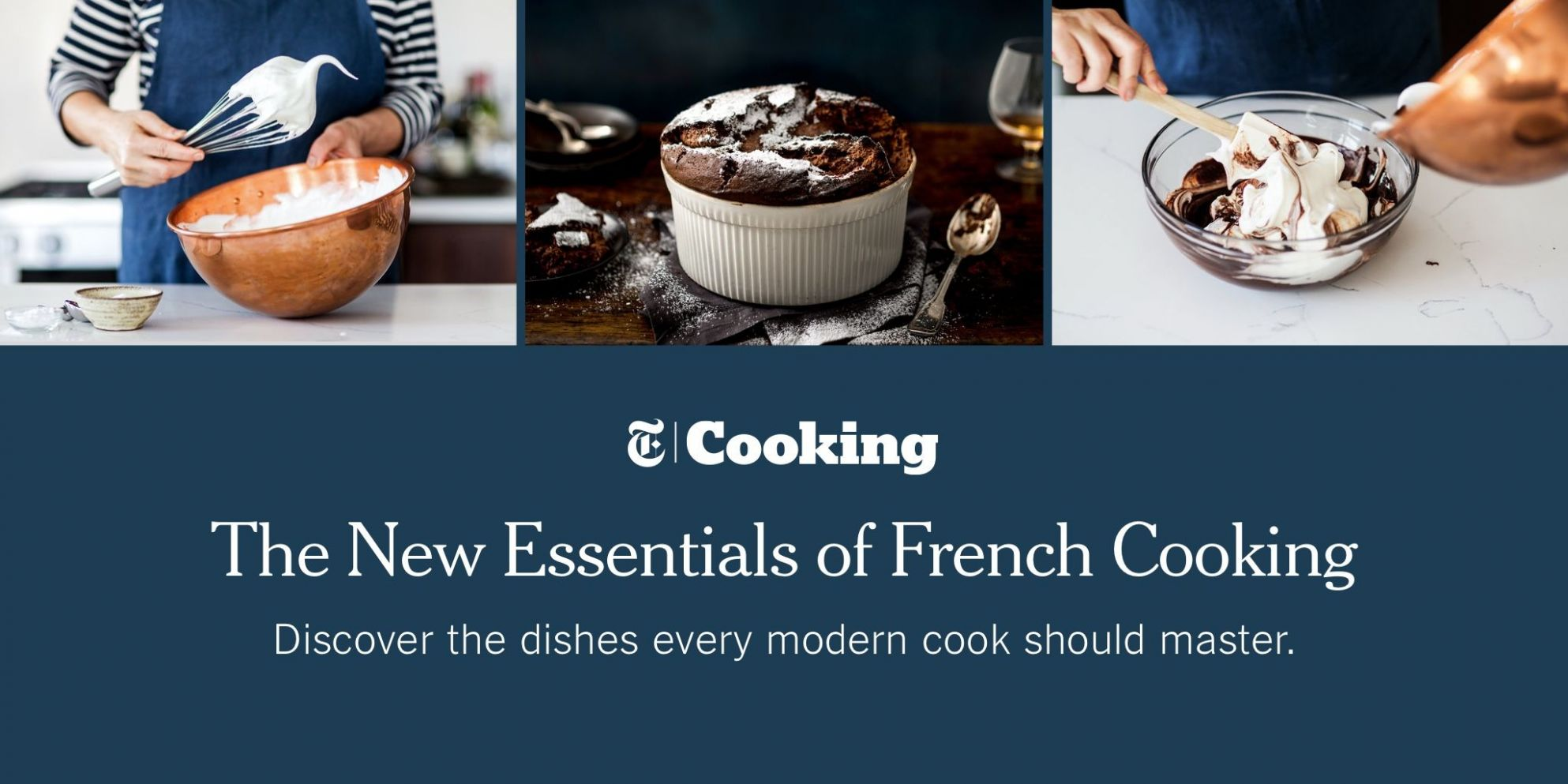 From a simple omelet to stunning soufflés, The New York Times ..