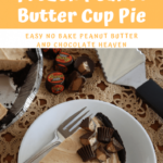 Frozen Peanut Butter Cup Pie – Recipes Desserts Pinterest