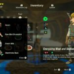 Full 'Legend Of Zelda: Breath Of The Wild' Recipe Book With Meals ..