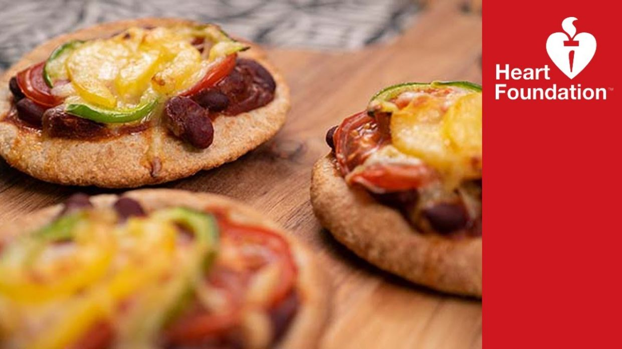 Full o' beans pizza | Healthy recipes | Heart Foundation NZ - Healthy Recipes Heart Foundation