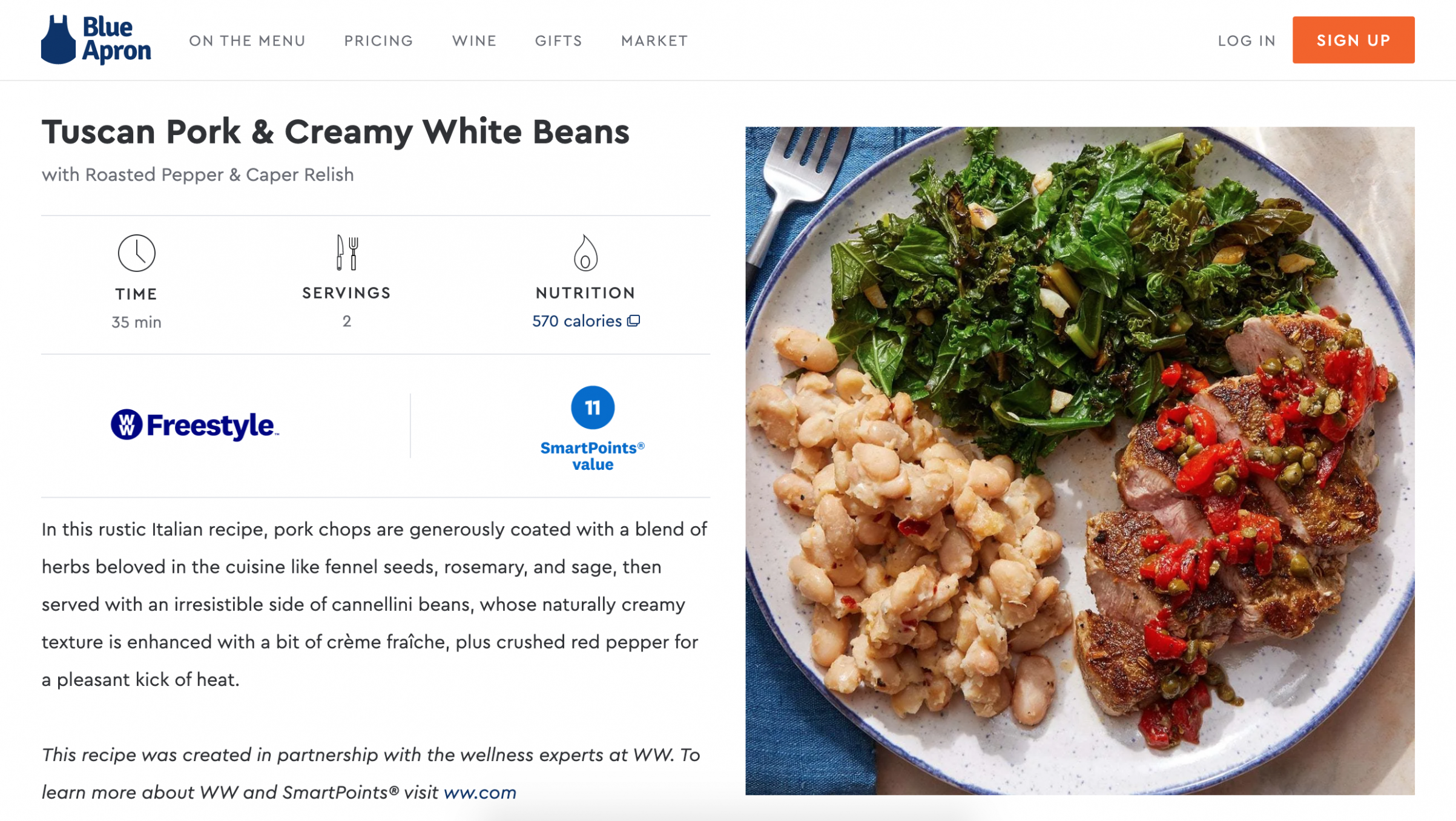 Full-stack adventure: weekly meal prep with a custom Blue Apron ..