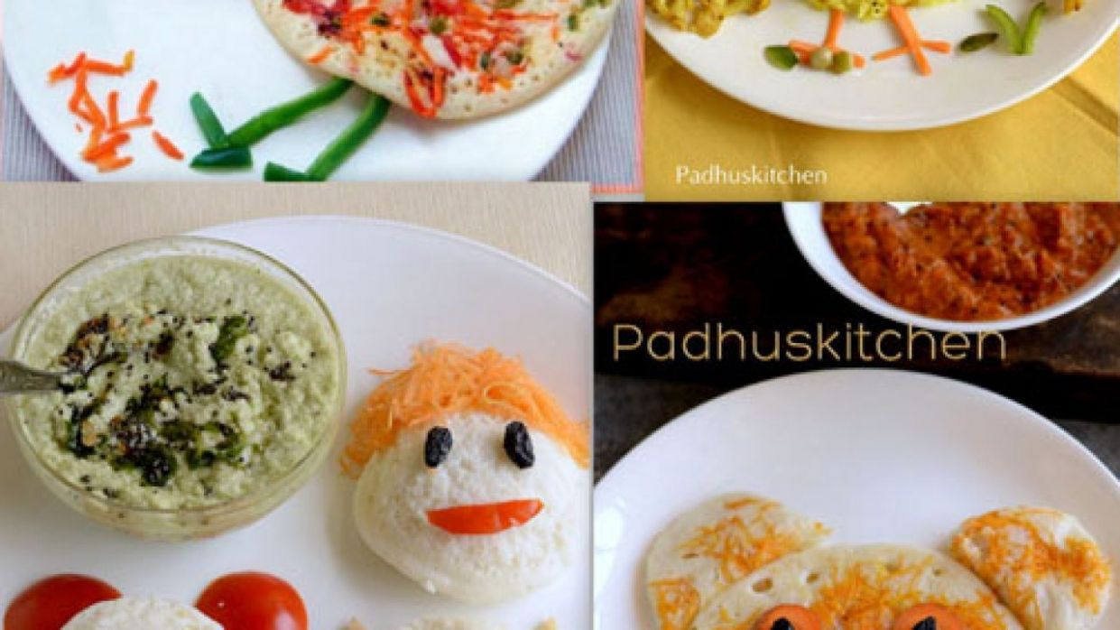 Fun Food for Kids-Creative Food-Fun Food for Fussy Eaters (Indian ..