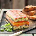 Garden Vegetable Terrine – Recipes Vegetable Terrine