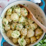 Garlic & Herb Butter Baby Potatoes – Potato Recipes On Stove Top