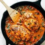 Garlic Basil Chicken With Tomato Butter Sauce – Recipes Chicken Breast Tomatoes