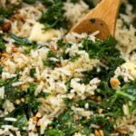 Garlic Butter Rice With Kale – Rice Recipes Garlic Butter