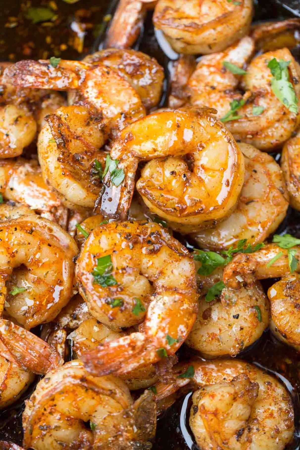 Garlic Butter Sauteed Shrimp - Simple Recipes With Shrimp