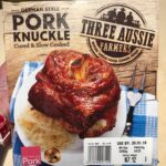 German Style Pork Knuckle From Woolworth, By Three Aussie Farmers ..