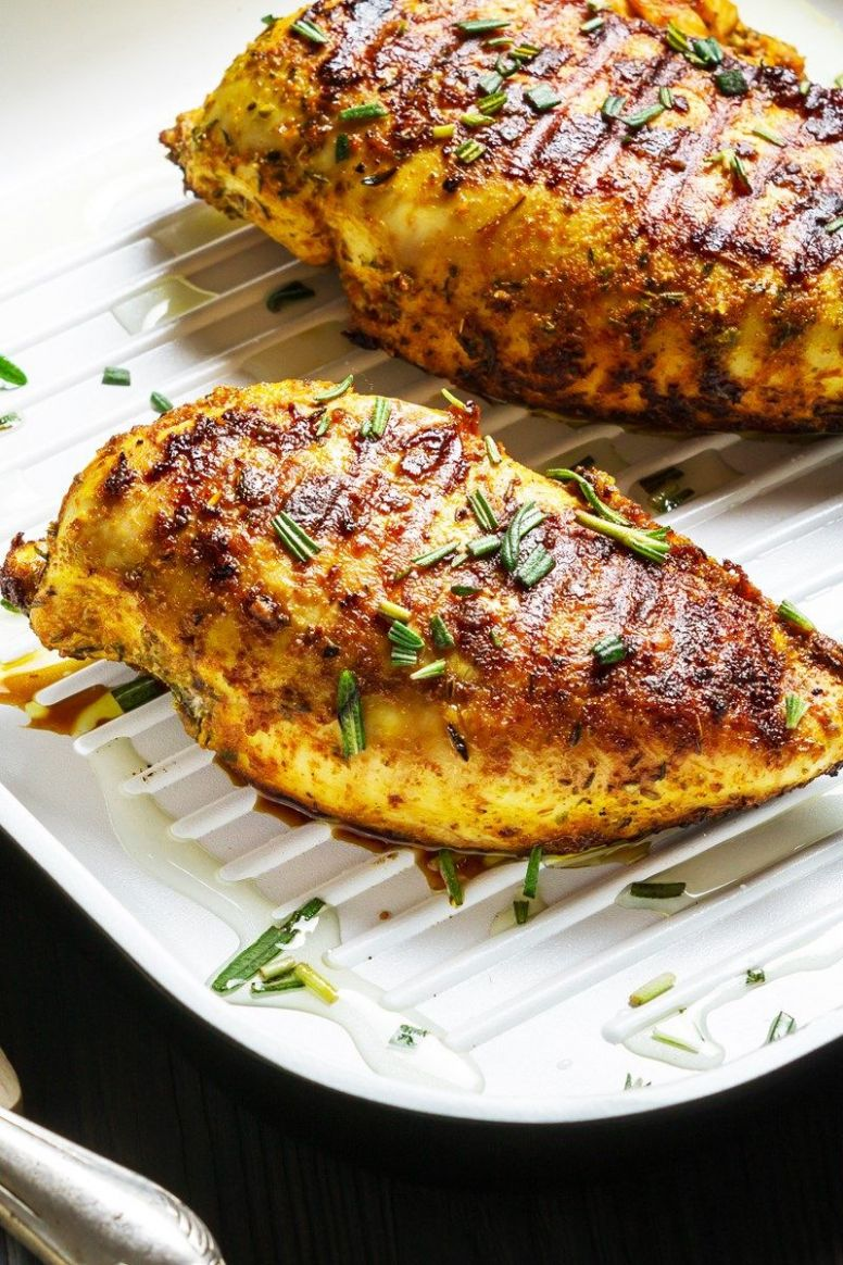 Get the Skinny! 8 Slimming Chicken Recipes   Low calorie chicken ..