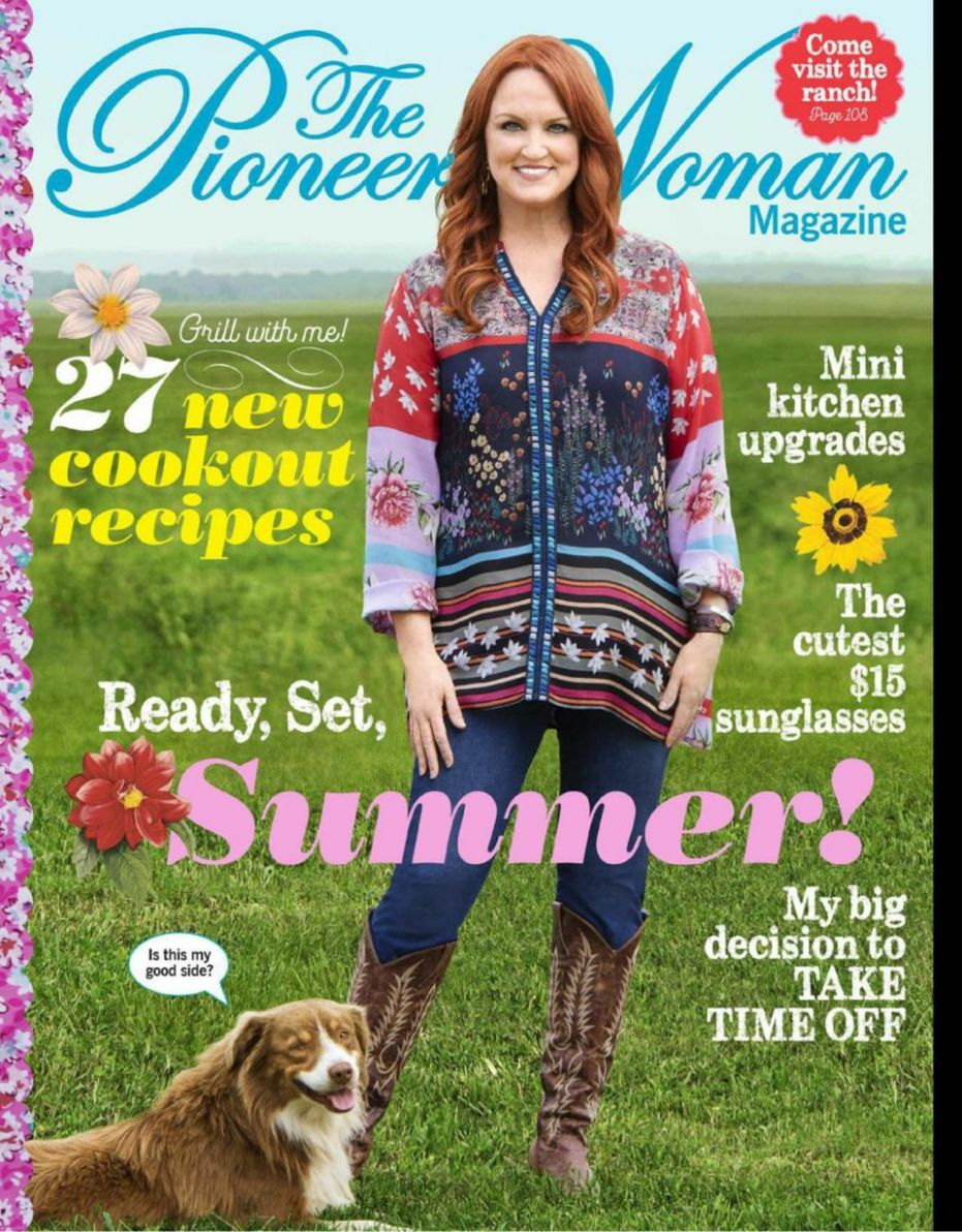 Get your digital copy of Pioneer Woman-Summer 12 issue - Summer Recipes Pioneer Woman