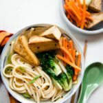 Ginger Miso Udon Noodles With Five Spice Tofu (Vegan) | Healthy ..