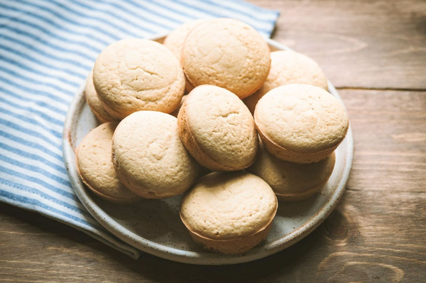 Gluten-Free and Sugar-Free Brown Rice Flour Muffins - Recipes Using Rice Flour For Baking