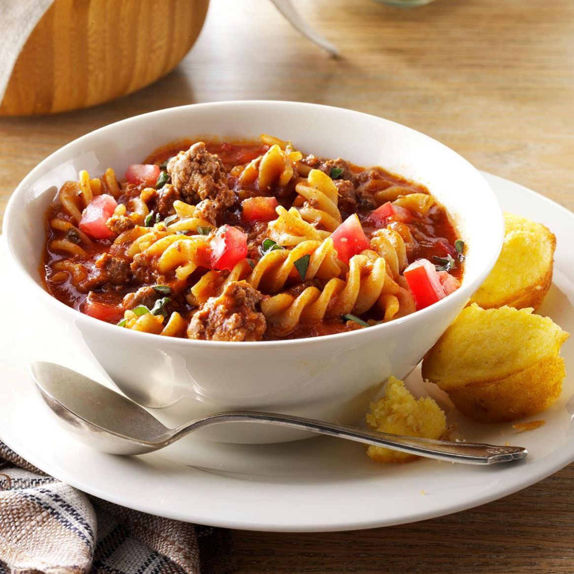 Gluten-Free Chili Beef Pasta - Recipes Dinner Gluten Free