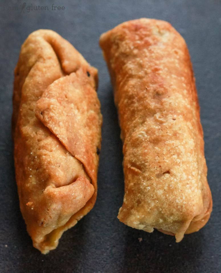 Gluten Free Egg Rolls - Recipes Egg Roll Wrappers
