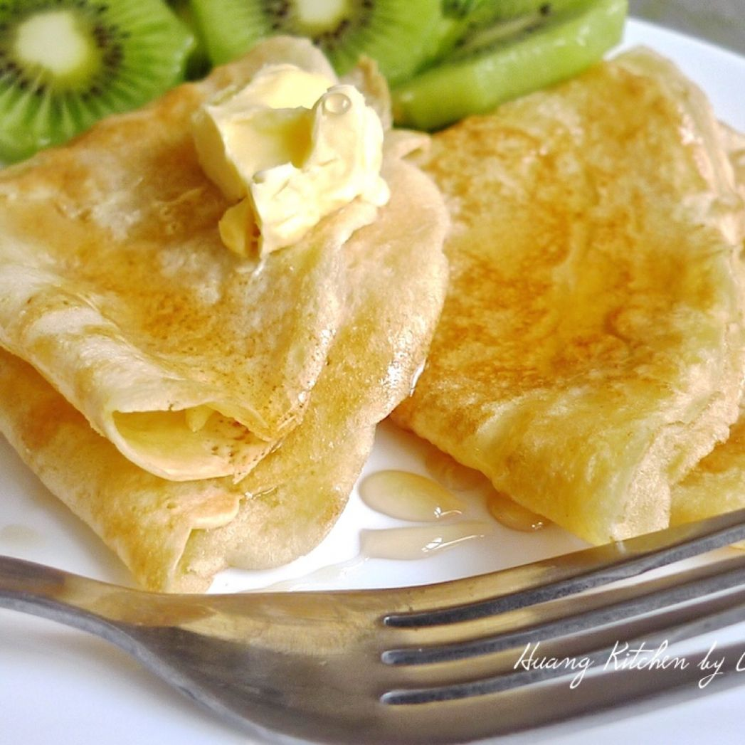 Gluten-Free Rice Flour Pancakes - Recipes Of Rice Flour