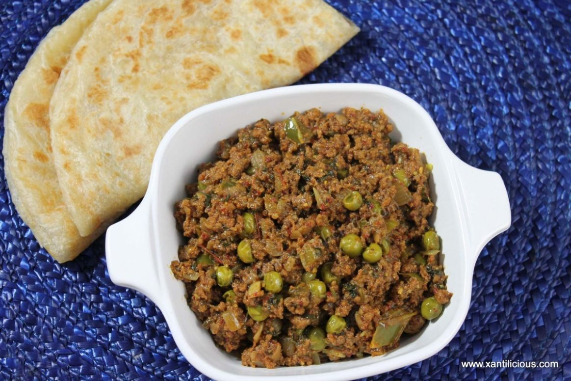 Goan Beef Mince - Recipes With Beef Mince