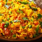 Golden Turmeric Rice – Rice Recipes Dairy Free