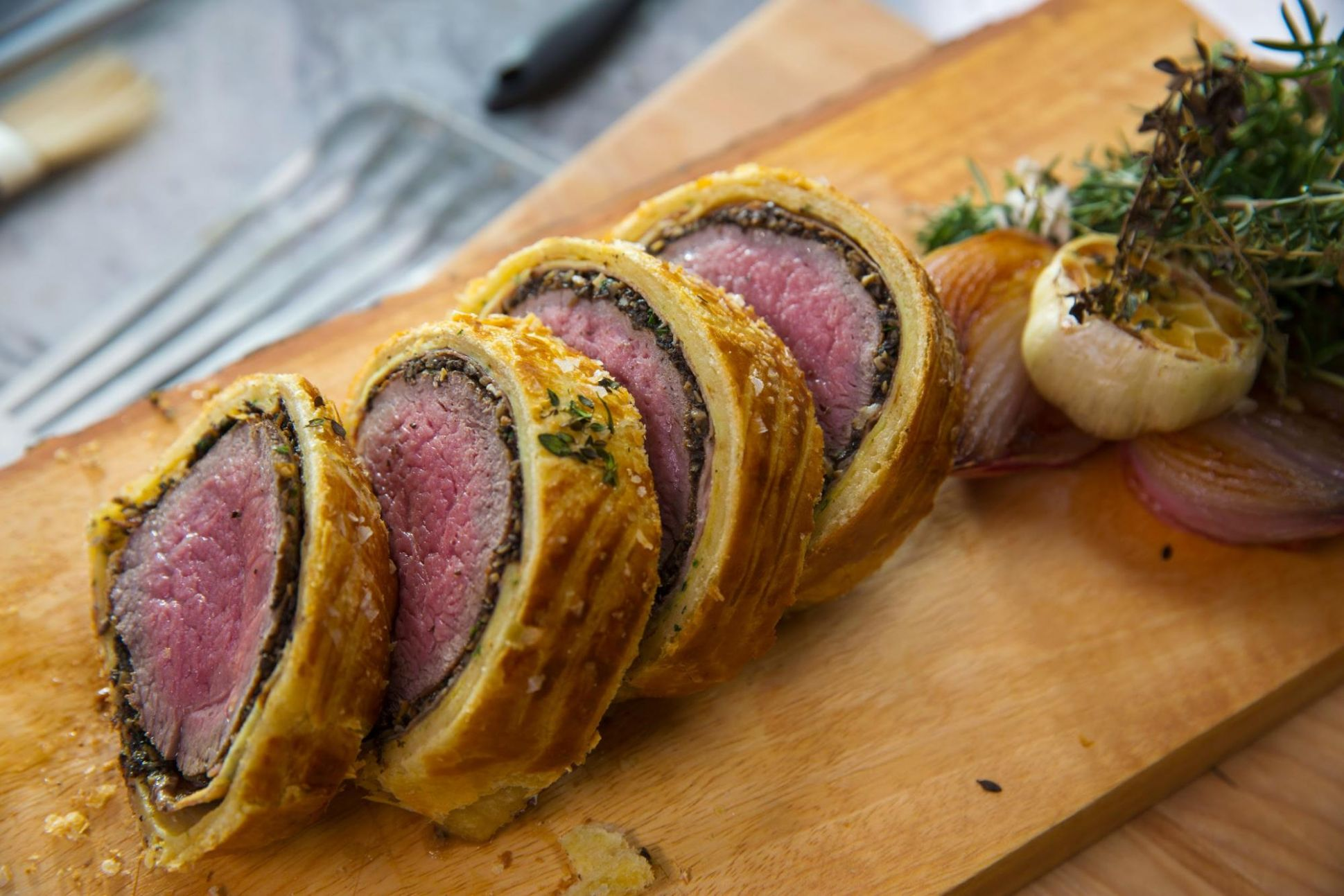 Gordon Ramsay's Beef Wellington Recipe: How to Make Beef Wellington With  Mushroom Duxelles - Beef Recipes Gordon Ramsay