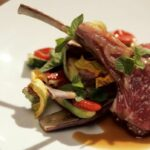 Gourmet Dinner Ideas: An Exquisite Roasted Lamb Recipe with Pinot Noir