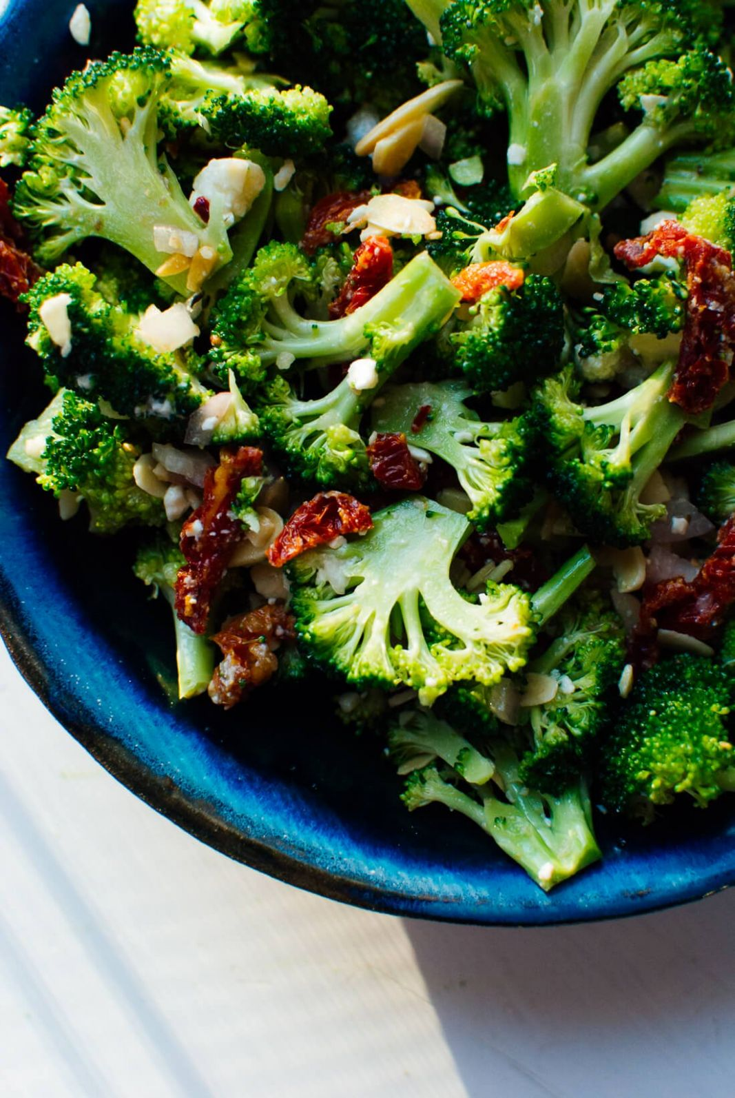 Greek Broccoli Salad - Broccoli Salad Recipes Za