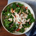 Greek Kale Salad With Quinoa & Chicken – Salad Recipes With Quinoa And Chicken