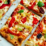 Greek Pizza – Pizza Recipes Toppings Gourmet