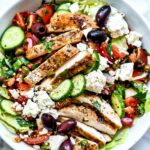 Greek Salad With Chicken – Recipes Chicken Salad