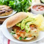 Green Chile Grilled Chicken Burgers – Recipes Chicken Burgers