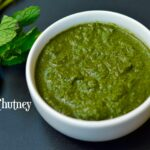 Green Chutney For Sandwich|Coriander Mint Chutney – Sandwich Recipes Chutney