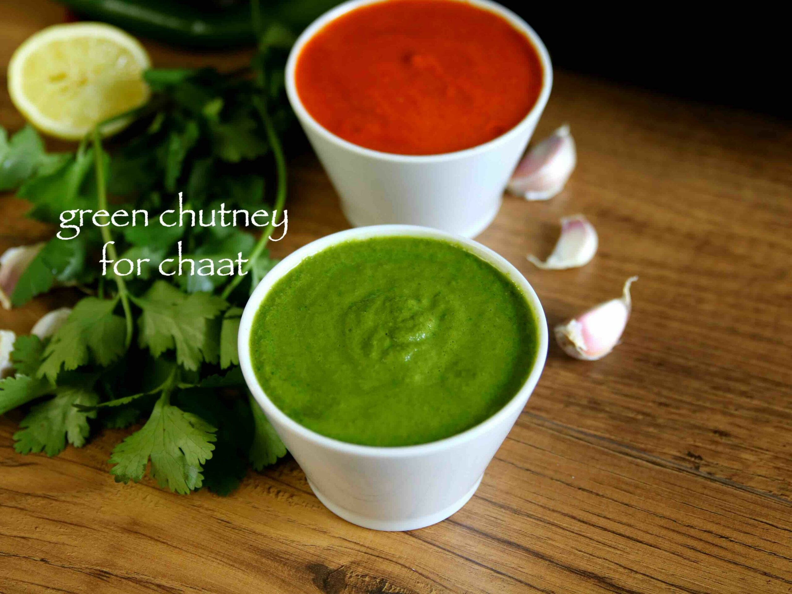 green chutney recipe | hari chutney | green chutney for chaat - Sandwich Recipes Chutney
