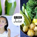 GREEN JUICE! (Recipe, Beauty & Health Benefits, Fasting, Weight Loss…) |  Annie Jaffrey – Juice Recipes For Weight Loss Fasting