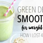 GREEN SMOOTHIE RECIPE FOR WEIGHT LOSS | Easy & Healthy Breakfast Ideas! – Recipes For Weight Loss Green Smoothies