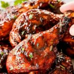 Grilled BBQ Chicken With Homemade BBQ Sauce – Recipes Chicken On The Bbq