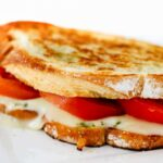 Grilled Caprese Sandwich Recipe – Sandwich Recipes Low Cholesterol